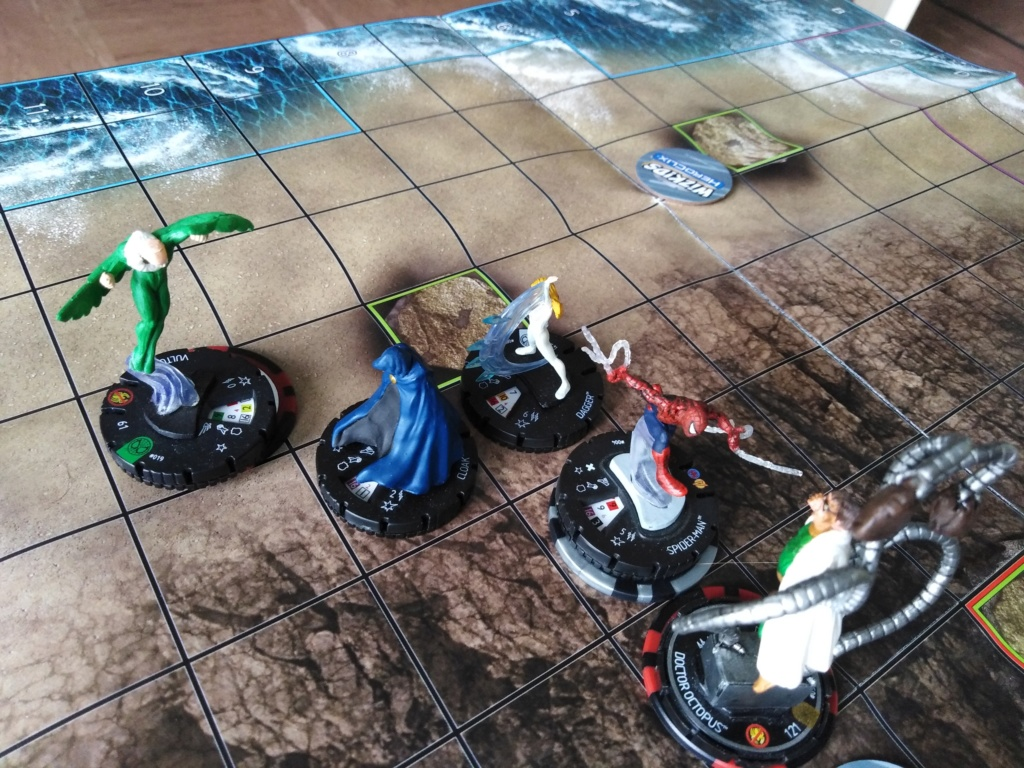 Marvelous cloberrin' day : campagne heroclix. - Page 4 Img_2610