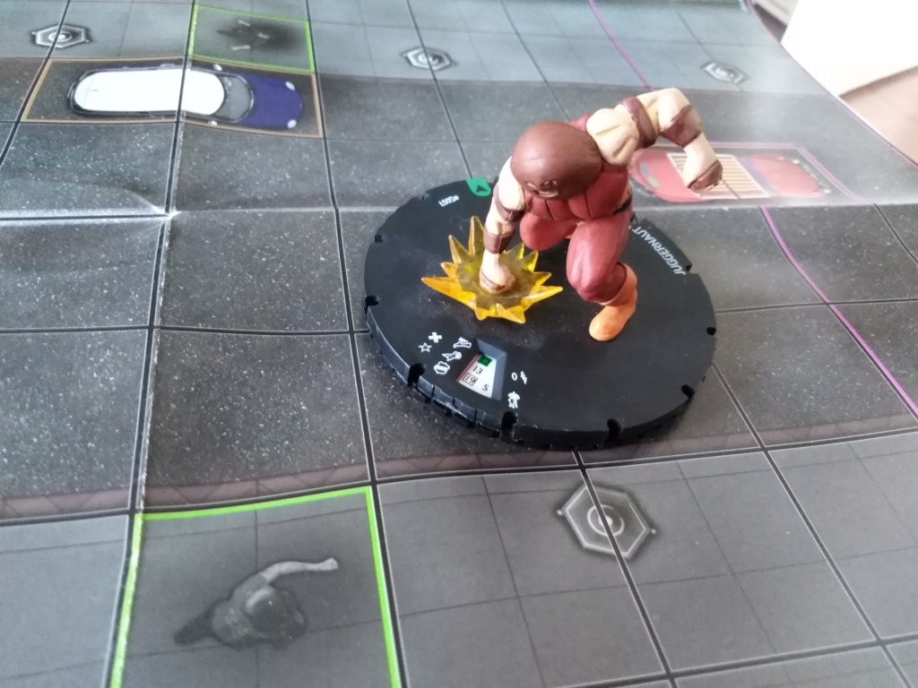 Marvelous cloberrin' day : campagne heroclix. - Page 8 Img_2699