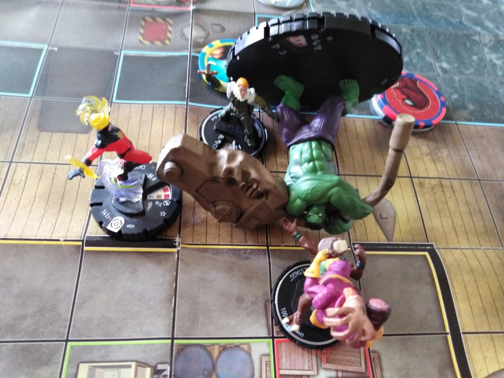 Marvelous cloberrin' day : campagne heroclix. - Page 9 Img_2729
