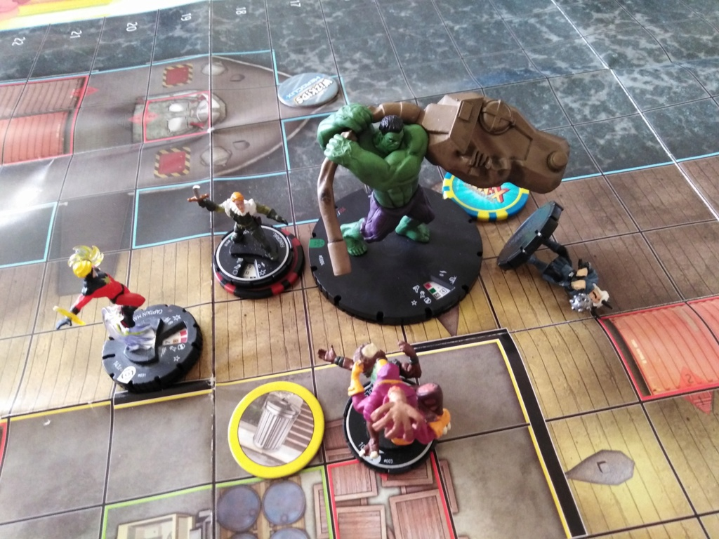 Marvelous cloberrin' day : campagne heroclix. - Page 9 Img_2731