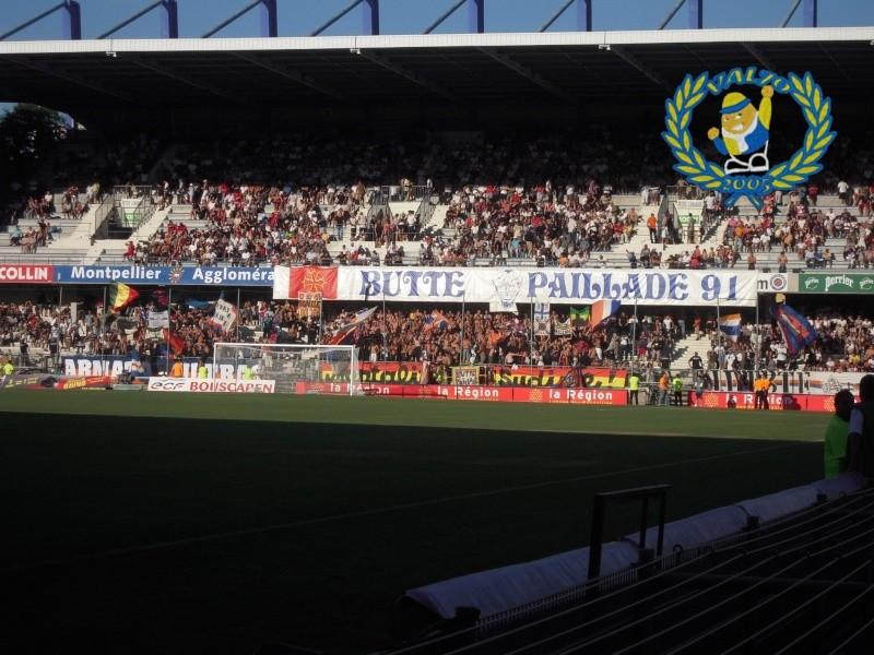 L1 : Montpellier - Sochaux 211