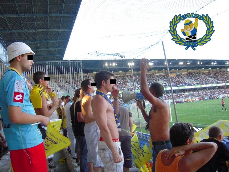 L1 : Montpellier - Sochaux 310