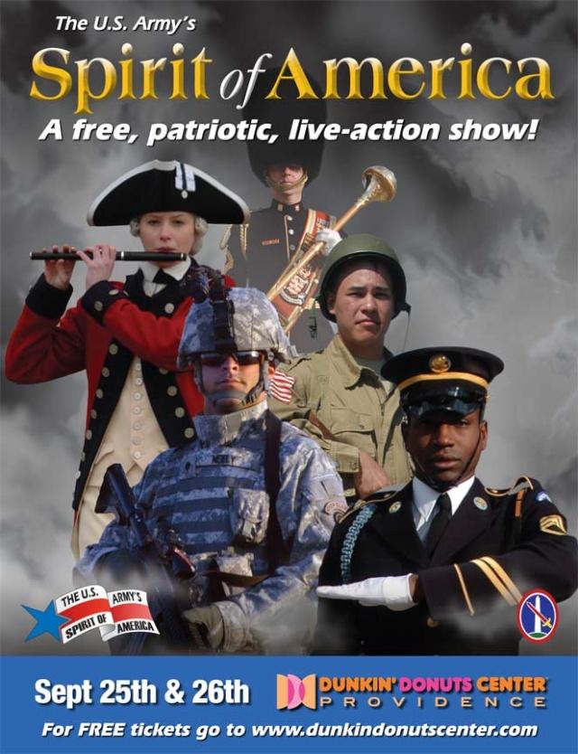Spirit of America Show**FREE** Soa-mm10