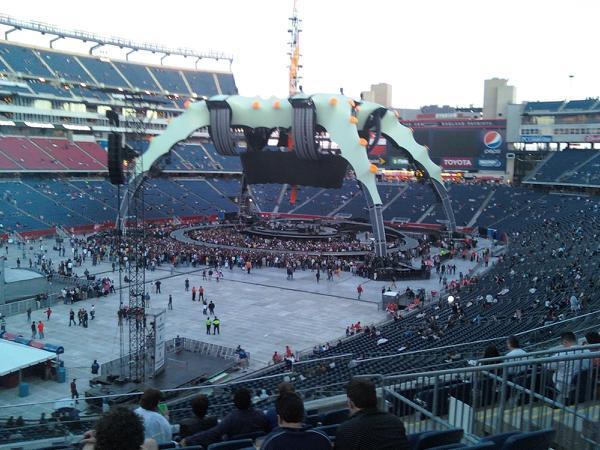 U2 360 Tour U2_sta11