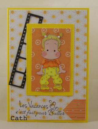 Disney Cards {la Parade de Juillet} - Galerie Cath10