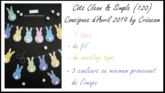 Côté Clean & Simple {120} Consignes du 10 Avril 2019 Cs_12011