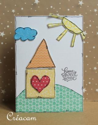 Home Sweet Cards {La Pendaison de Crémaillère} - Live Csa_ho12