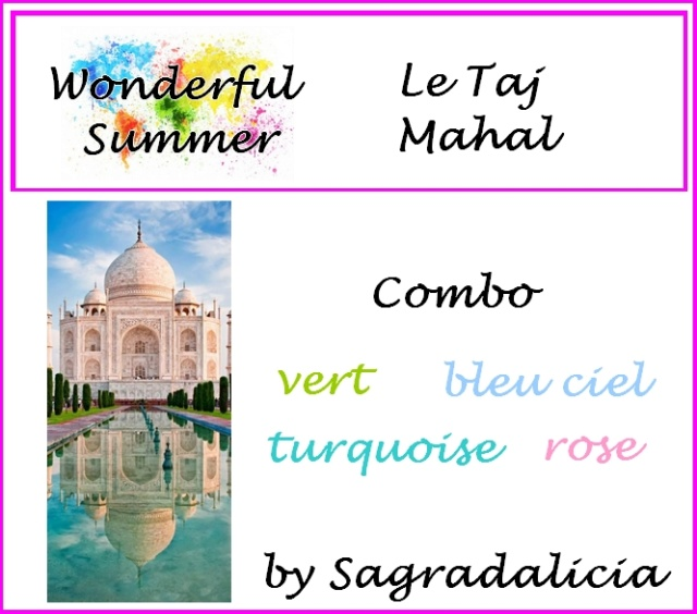 Wonderful Summer {Le Taj Mahal} by Sagradalicia Encart53
