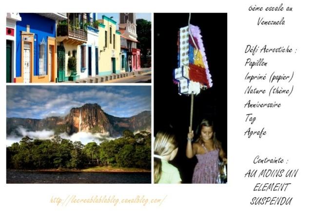 #S6 - 09/08 - Défi 6 de l'été  - Escale au Vénézuela by Scrapacrolles - Page 2 Escale14