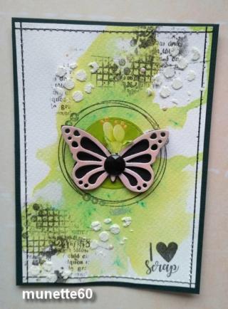 Disney Cards {la Parade de Juillet} - Galerie Munett10