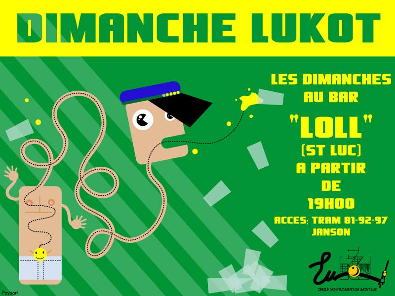 Les Dimanches LUKOT 2009-2010! Dimanc11