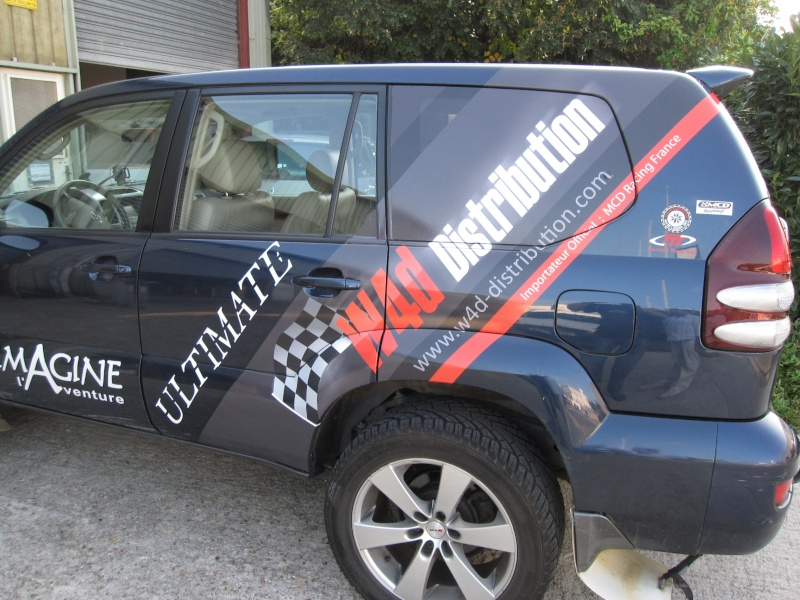 Nouvelle deco du vehicule team MCD Img_4039