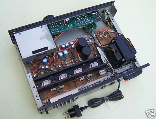 ampli intégré vintage Sansui AU 217 II Bsb4jm11