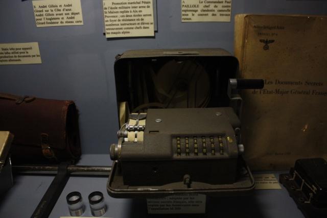 Musée de la Résistance de CASTELLANE (04) Img_3419