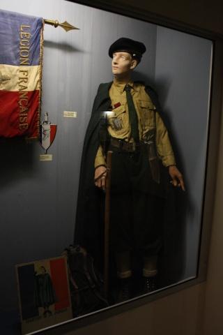 Musée de la Résistance de CASTELLANE (04) Img_3420