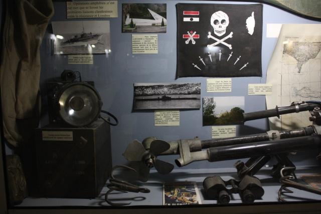 Musée de la Résistance de CASTELLANE (04) Img_3421