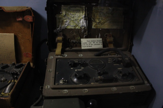 Musée de la Résistance de CASTELLANE (04) Img_3519