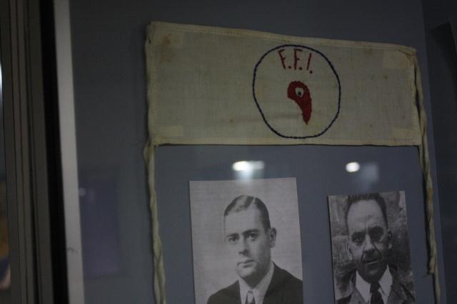 Musée de la Résistance de CASTELLANE (04) Img_3523