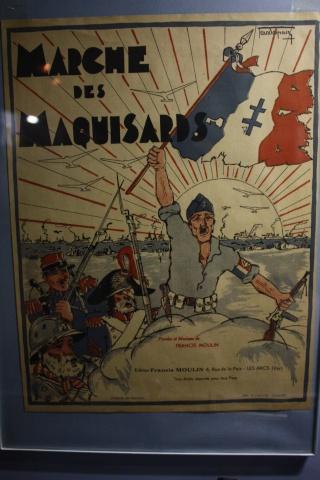 Musée de la Résistance de CASTELLANE (04) Img_3528