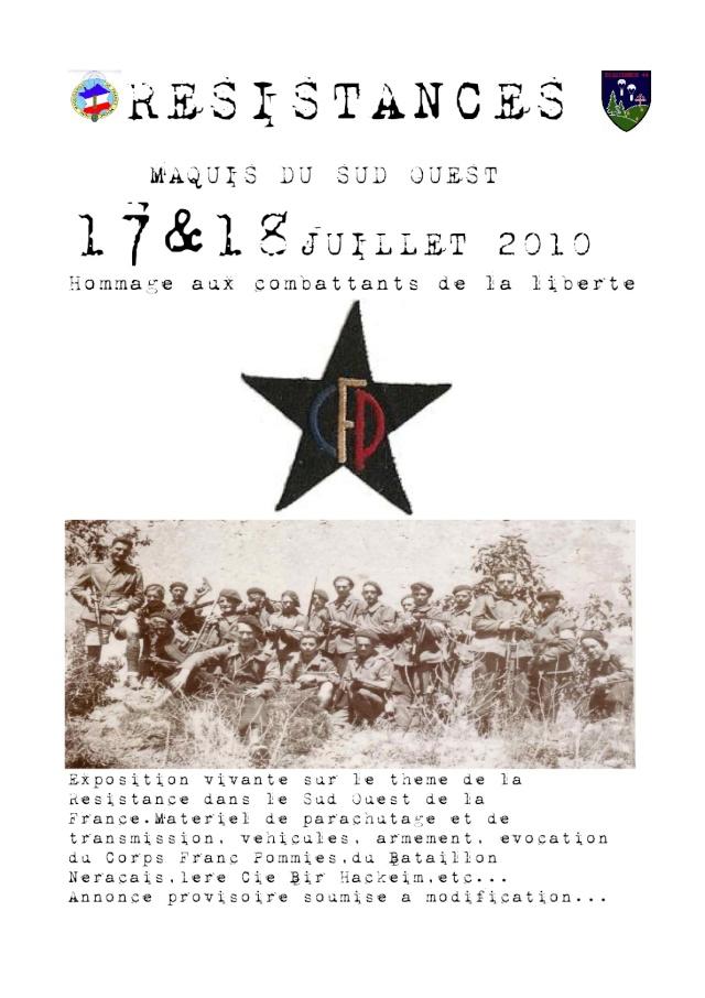 Résistances 2010 Rasist10