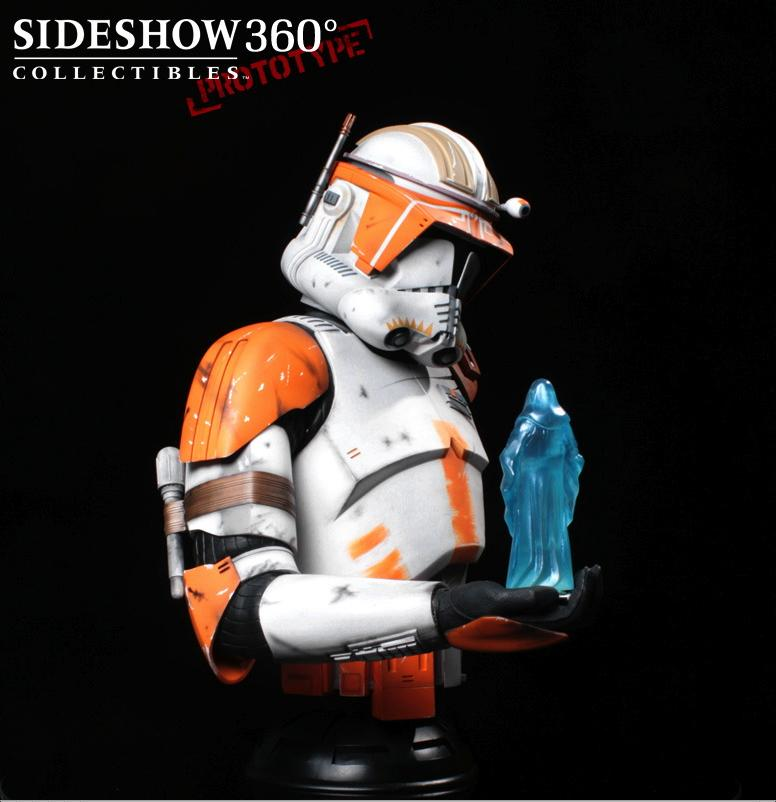 Commander Cody Legendary Scale Bust 1:2 Lsb_co10