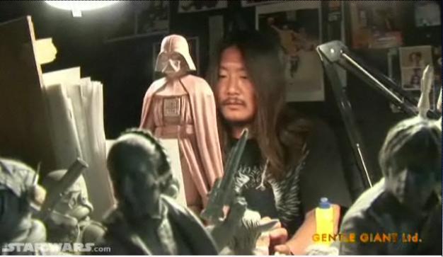 Video proders en 2010 ! new vader statue / grievous ... Vader10