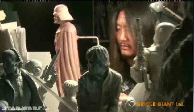Video proders en 2010 ! new vader statue / grievous ... Vaderb10