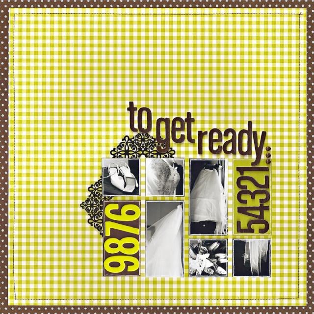 18 mai : { To get ready } 0000110