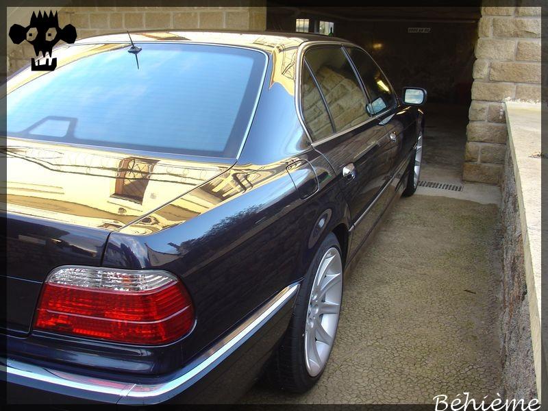 Mein e38 V12 615