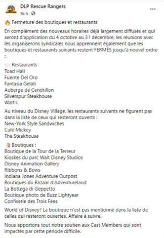 La réouverture de Disneyland Paris pendant la COVID-19 (depuis le 15 juillet) - Page 8 Image111
