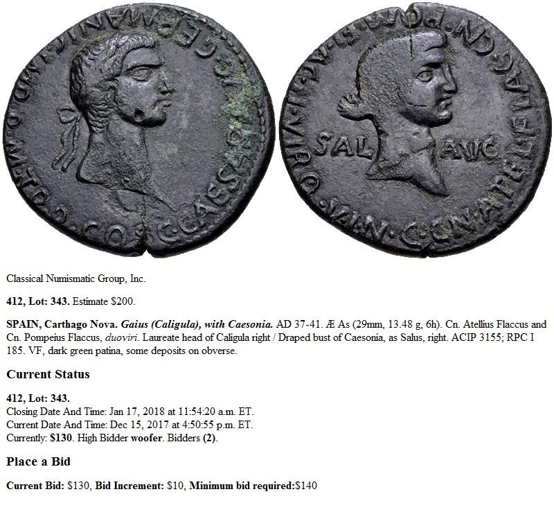 AE20 de Cartago, Zeugitania 41203410