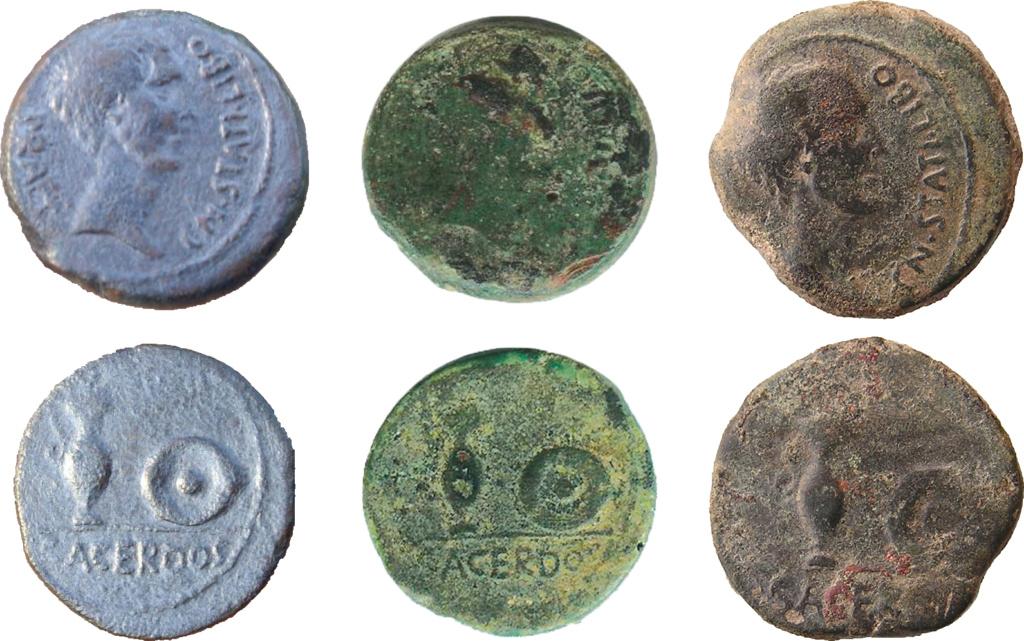 Semis tipo Sacerdos, s. I a.c. Recopi11
