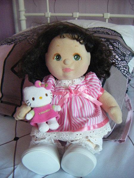 """Ma famille de poupées """"My Child"""" = Mon enfant Mon_en10"""