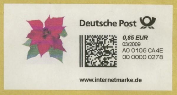 Internetmarken aus Deutschland 0222