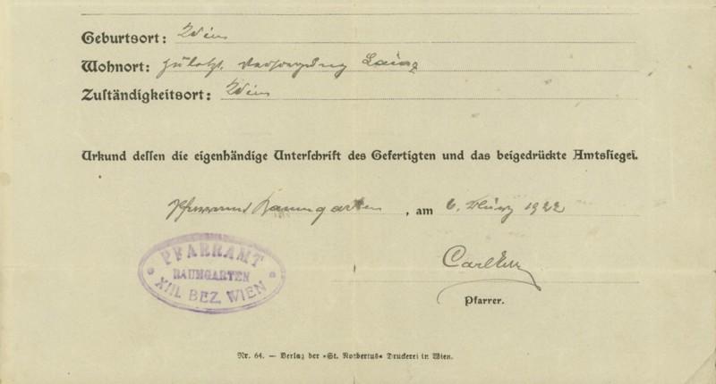 Die Verwendung von Fiskalmarken in Österreich 02b10