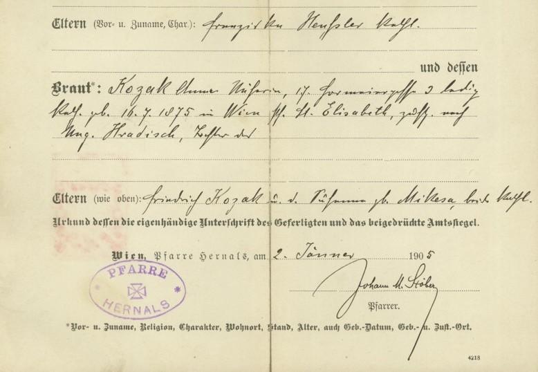 Die Verwendung von Fiskalmarken in Österreich 03b10