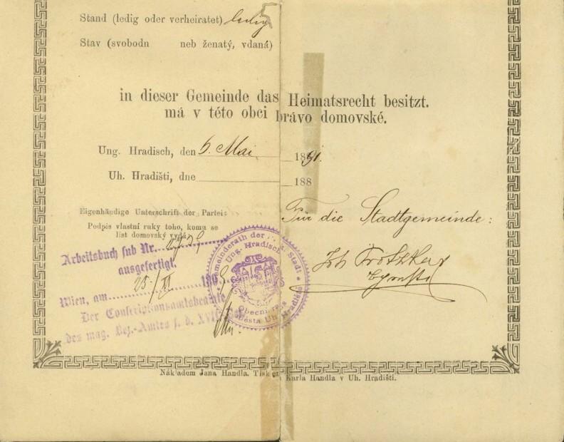 Die Verwendung von Fiskalmarken in Österreich 04b10