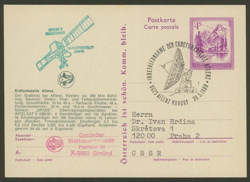 Zudrucke der Astro-Philatelie auf Ganzsachen-Postkarten 08_p_410