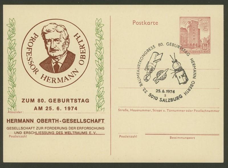 Zudrucke der Astro-Philatelie auf Ganzsachen-Postkarten 09_p_410