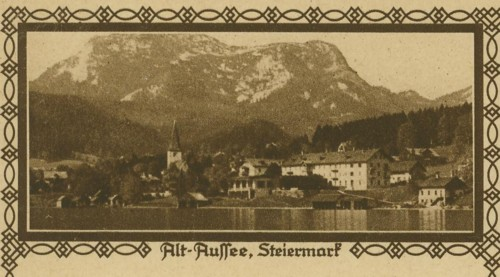 Bildpostkarten Österreich  -  Mi. P 278 14_40010