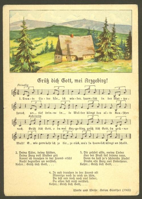 Liedkarten 1610