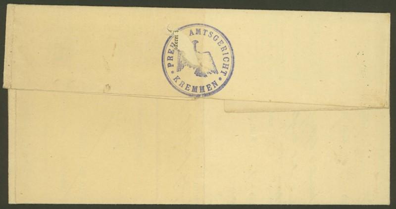 Deutsches Reich  -  Schöne Briefe 23042511