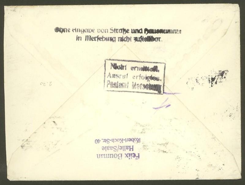 Deutsches Reich  -  Schöne Briefe 27094211