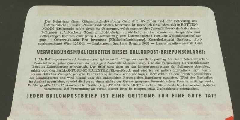 ballonpost - Die Privatganzsachen der österreichischen Ballonpost 2_10