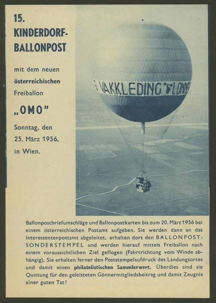 ballonpost - Die Privatganzsachen der österreichischen Ballonpost 3_einl12