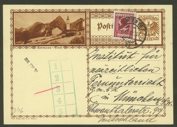 Bildpostkarten Österreich  -  Mi. P 278 46_20010