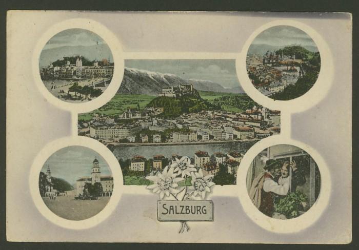 Österreich  -  Alte Ansichtskarten Ak_a_012