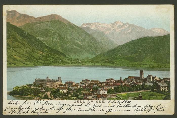 Österreich  -  Alte Ansichtskarten Ak_a_016