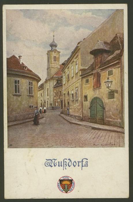 Österreich  -  Alte Ansichtskarten Ak_a_022
