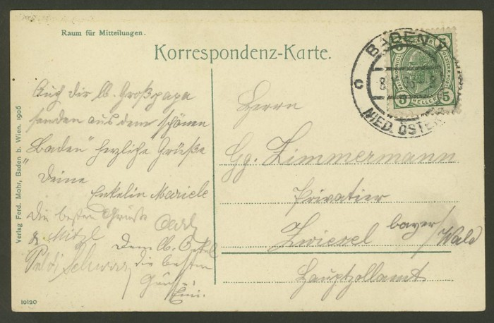 Österreich  -  Alte Ansichtskarten Ak_a_026